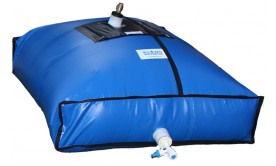 1,000 Litre Water Bladder (PVC)